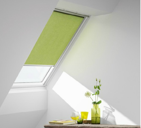 Velux raamdecoraties
