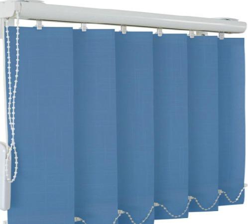 Lamellen blauw Hennie's Zonwering