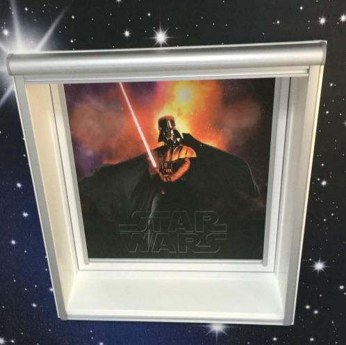 Velux Star Wars Hennie's Zonwering